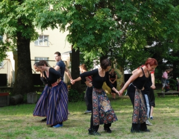 Dance and share Estonia France 2015